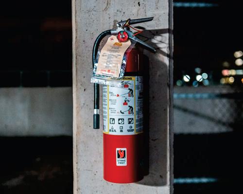 Venta, recarga y mantenimiento de toda clase de extintores